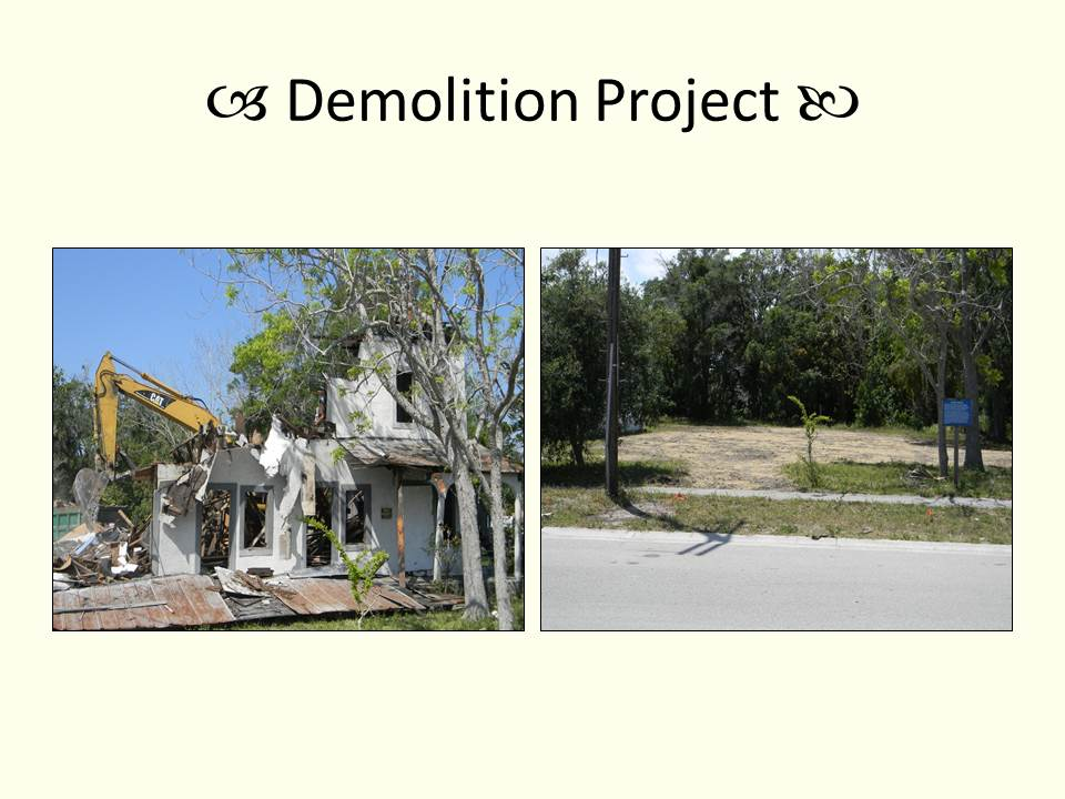 Non-Housing Projects, Slide10