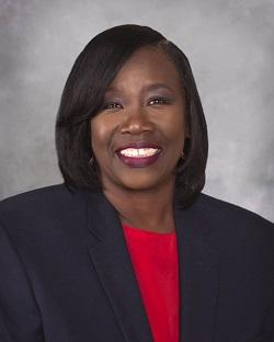 Council Member Yvonne Minus