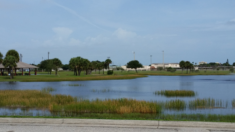 Melbourne Florida Map.Facility Directory Standard Map City Of Melbourne Fl