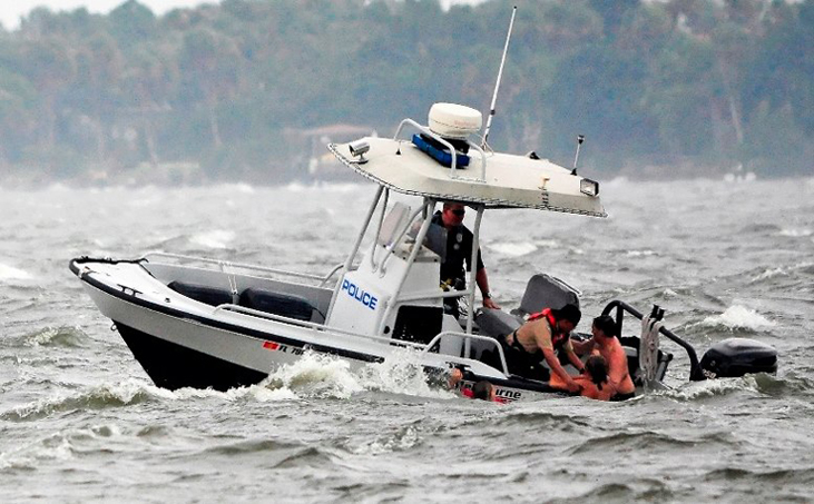 MPD marine rescue courtesy Florida Today