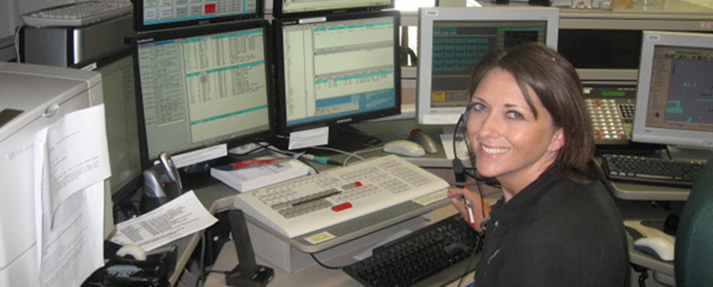 Communications Center Employee