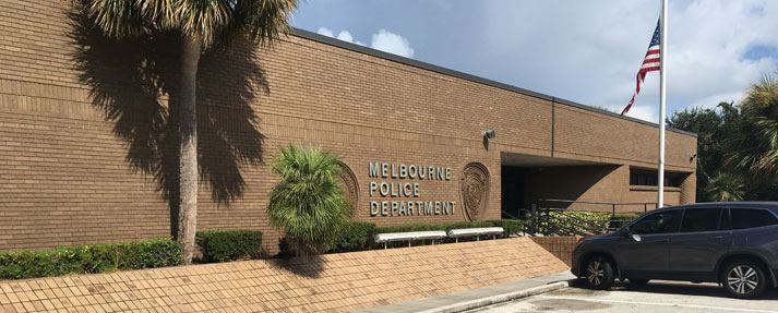 Melbourne Police Department Headquarters Building