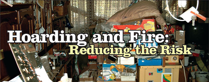 Hoarding and Fire: Reducing the Risk