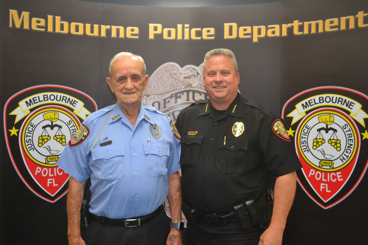 Marvin Flynn Retires After 45 Years of Service to the City of Melbourne